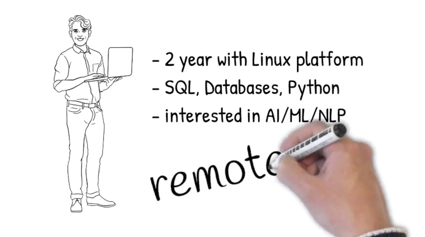 (video) Data Integration Engineer – remote