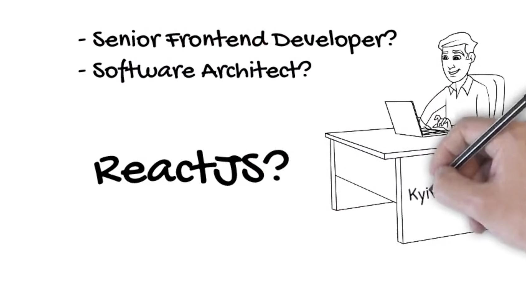(video) Developer / Architect ReactJS